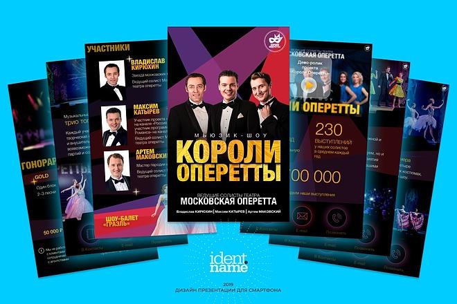 Редизайн или переверстка вашей презентации 4 - kwork.ru