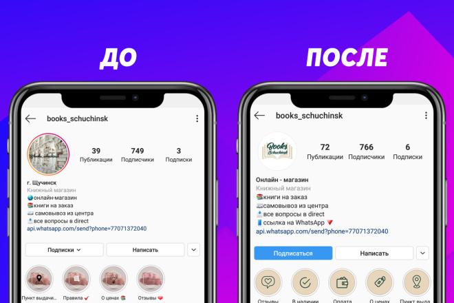 Обложки на актуальные в инстаграм 5 - kwork.ru