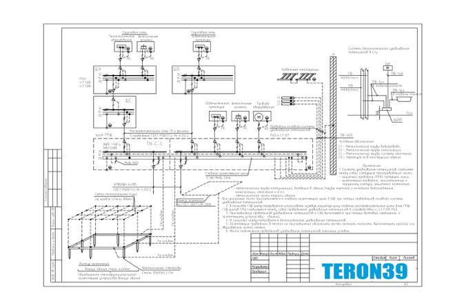 Только ручная оцифровка чертежей, сканов, схем, эскизов в AutoCAD 27 - kwork.ru