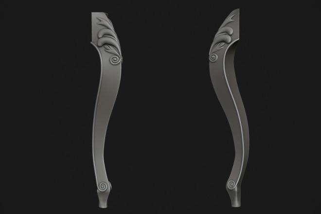 Создам 3D модель для печати или чпу 18 - kwork.ru