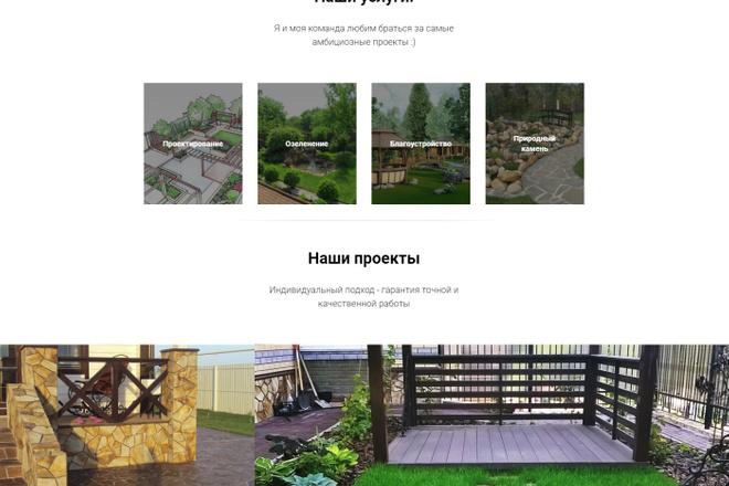 Перенос, экспорт, копирование сайта с Tilda на ваш хостинг 49 - kwork.ru