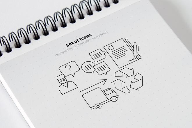 Разработка иконок 28 - kwork.ru