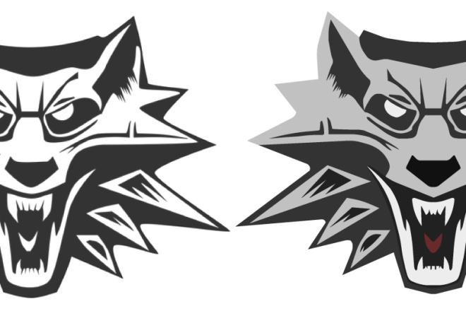 Нарисую логотип 2 - kwork.ru