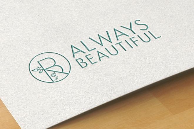 Логотип для вас и вашего бизнеса 30 - kwork.ru