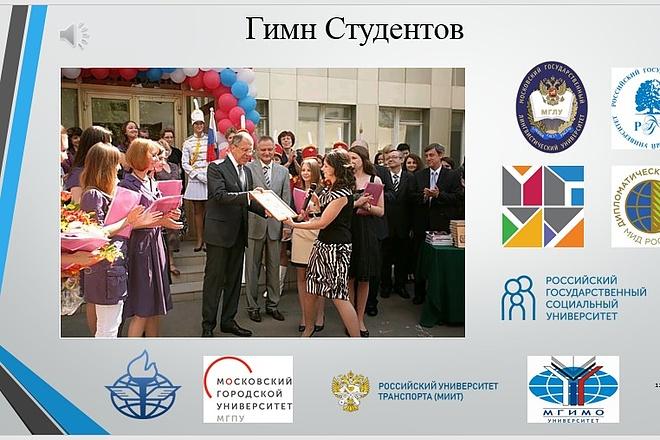 Подготовлю презентацию в MS PowerPoint 10 - kwork.ru