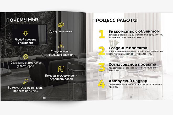 Разработаю Маркетинг Кит, для личных встреч и рассылки 168 - kwork.ru