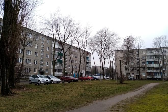 Визуализация благоустройства и озеленения территории, фото-эскиз 7 - kwork.ru