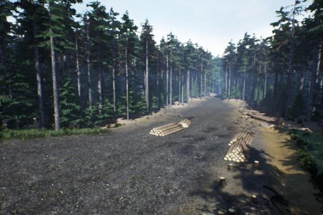Создам сцену в Unreal Engine 4 6 - kwork.ru