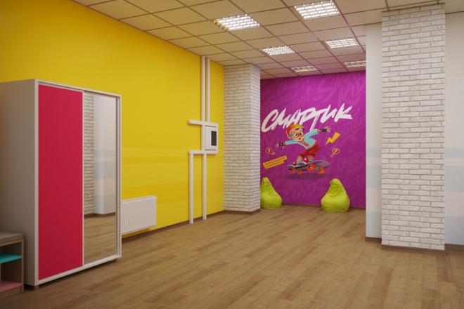 Визуализация интерьера 145 - kwork.ru