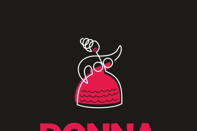Создание логотипа в трёх разновидностях 3 - kwork.ru