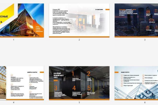 Подготовлю презентацию в PowerPoint с уникальным дизайном 1 - kwork.ru