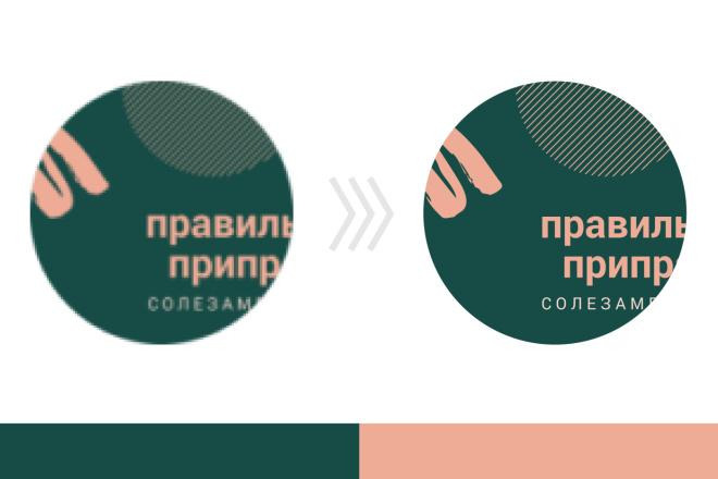 Отрисую в вектор растровое изображение любой сложности.cdr, ai, eps 8 - kwork.ru
