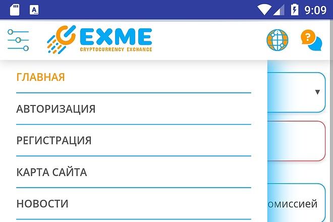 Android приложение для сайта 22 - kwork.ru