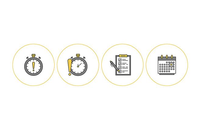 Создание иконок для сайта, приложения 7 - kwork.ru