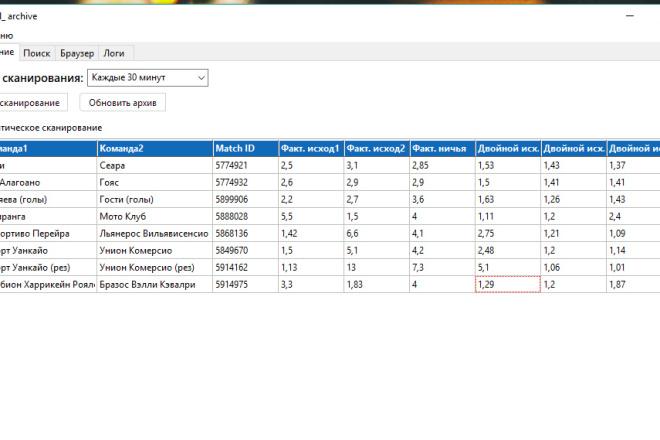 Напишу макрос в Excel VBA или exe 10 - kwork.ru