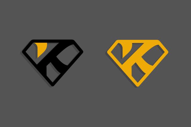 Рукописный логотип в стиле леттеринг 6 - kwork.ru