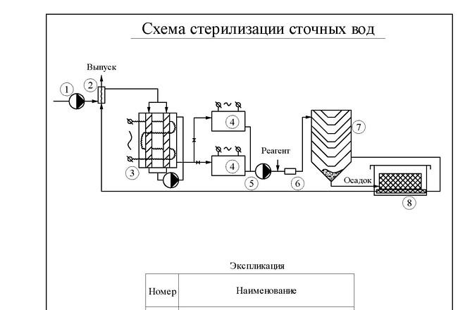Выполню чертежи в AutoCad 63 - kwork.ru