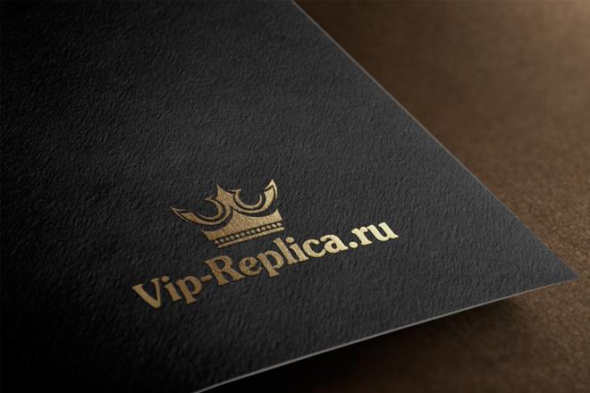 Создам логотип по вашему эскизу 71 - kwork.ru
