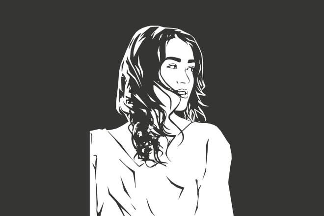 Качественный поп-арт портрет по вашей фотографии 14 - kwork.ru