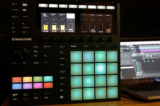 Обучение по созданию музыки на Maschine MK3 или Machine JAM 3 - kwork.ru