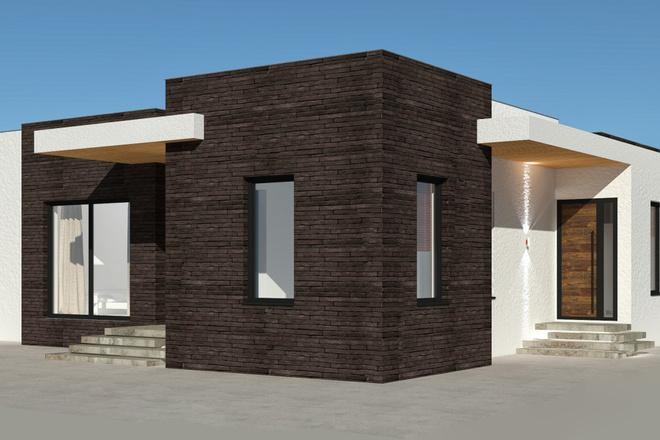 Разработка проекта индивидуального жилого дома 8 - kwork.ru