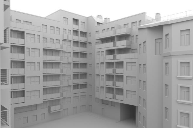 Архитектурное 3d моделирование 7 - kwork.ru