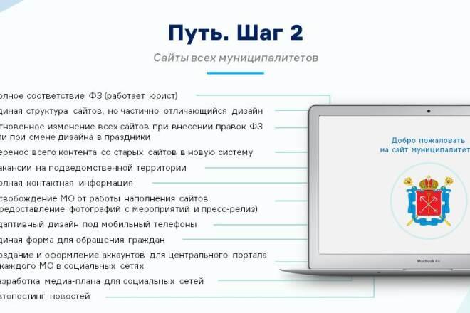 Создание презентации Power Point 2 - kwork.ru