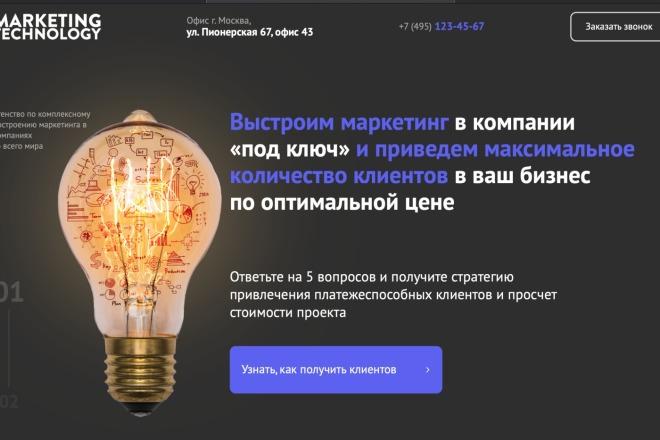 Вёрстка сайтов по доступной цене 93 - kwork.ru