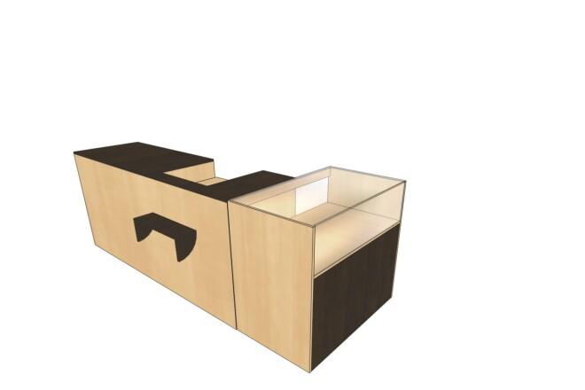 Проектирование корпусной мебели 13 - kwork.ru