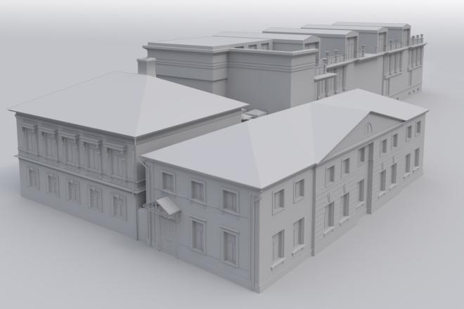Архитектурное 3d моделирование 4 - kwork.ru