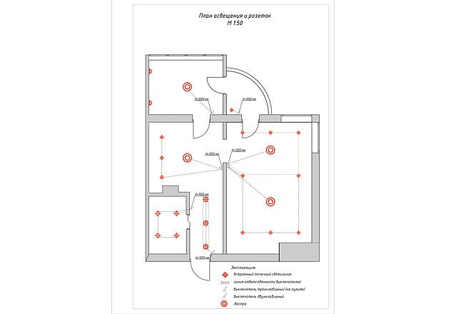 Создам план в ArchiCAD 12 - kwork.ru