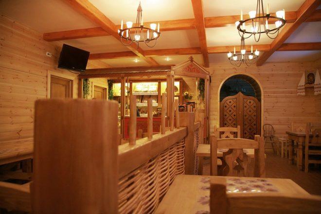 Создам визуализацию зала в старорусском стиле 3 - kwork.ru