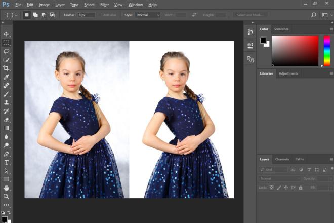 Уберу фон с фото,  замена фона на фото 6 - kwork.ru