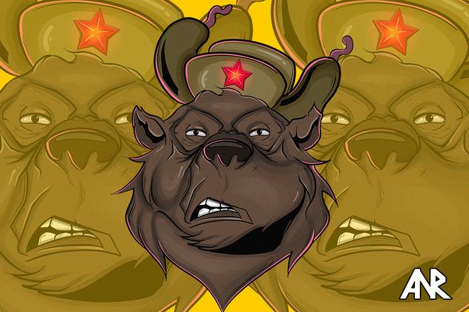 Нарисую или разработаю иллюстрацию 7 - kwork.ru
