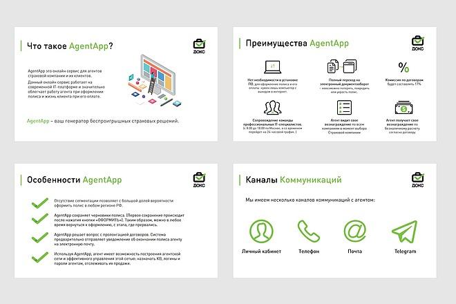 Красиво, стильно и оригинально оформлю презентацию 51 - kwork.ru
