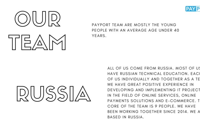 Стильный дизайн презентации 294 - kwork.ru