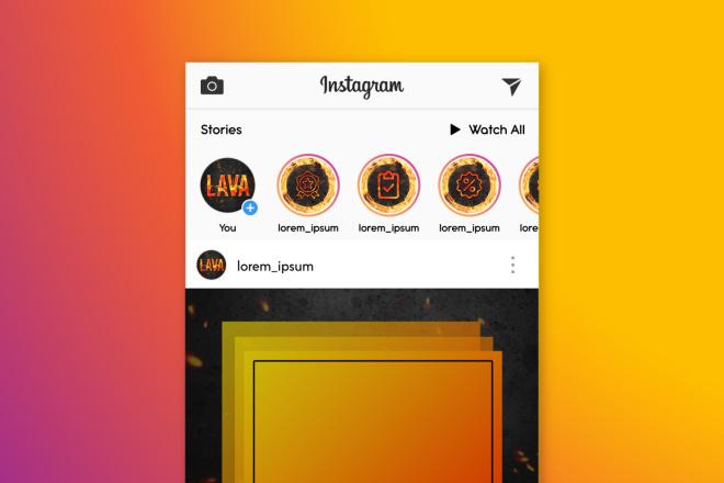Оформление Instagram профиля 3 - kwork.ru