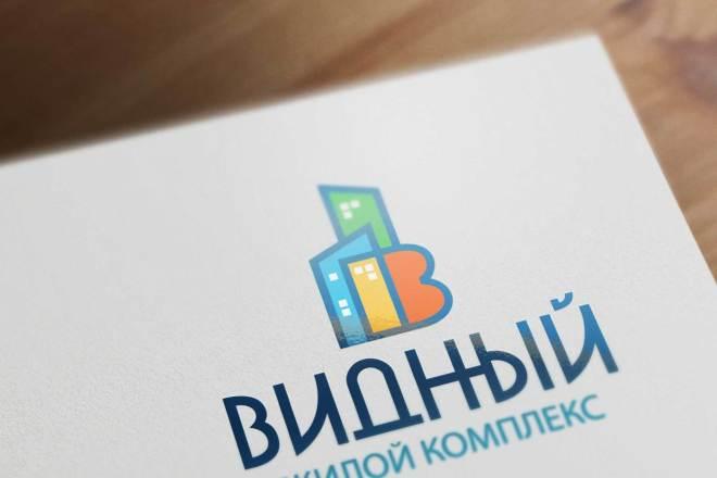 Сделаю логотип в трех вариантах 45 - kwork.ru