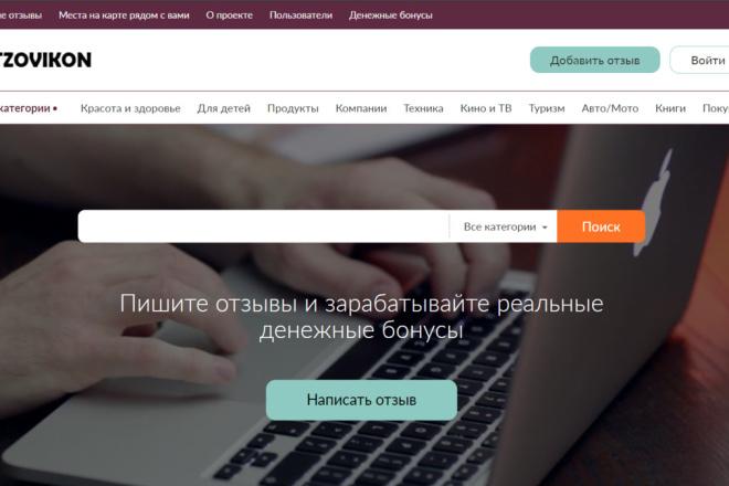 Верстка сайта 10 - kwork.ru