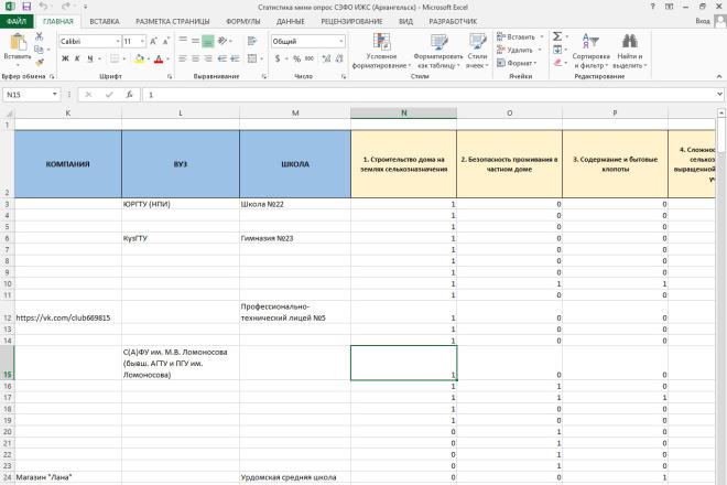Напишу макрос на VBA для Excel 87 - kwork.ru
