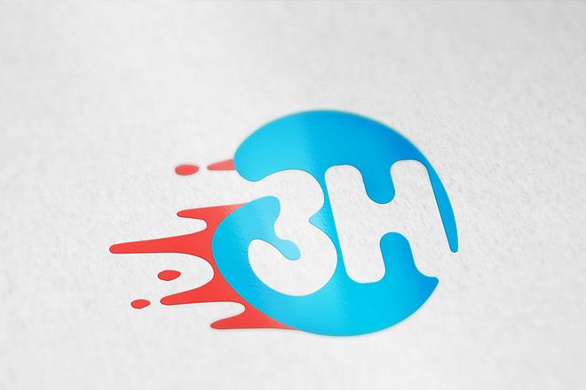 Эффектный логотип 99 - kwork.ru