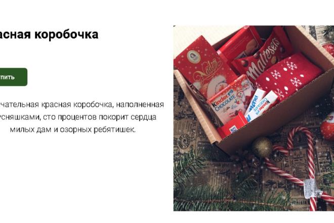 Дизайн сайтов на Тильде 14 - kwork.ru