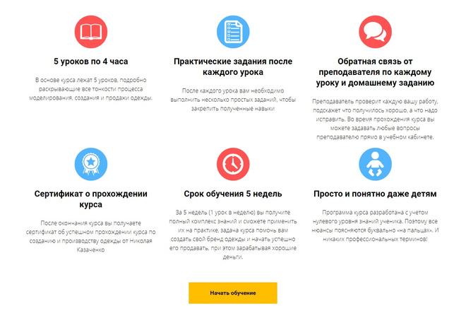 Копирование Landing Page 33 - kwork.ru
