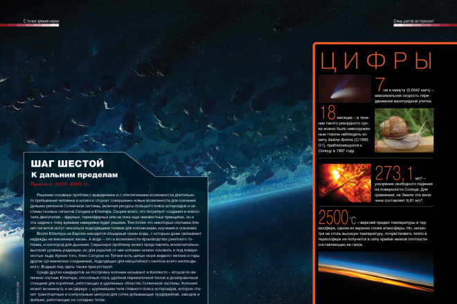 Верстка журнала, книги, каталога, меню 10 - kwork.ru