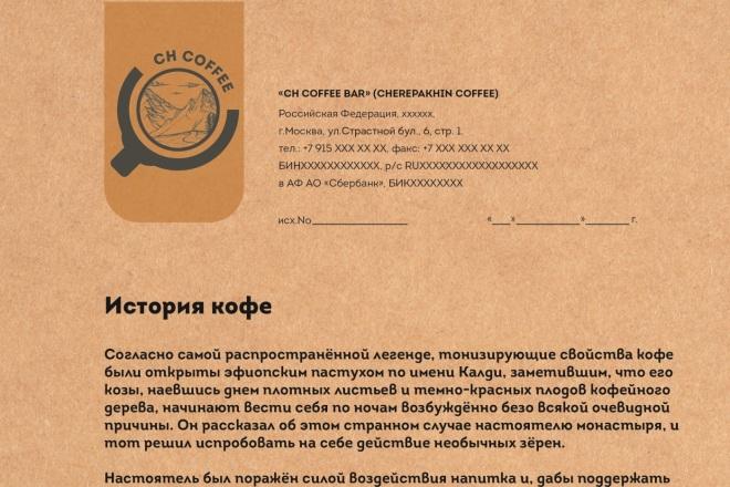 Создам фирменный стиль, гайдлайн 10 - kwork.ru