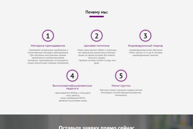 Сайт под ключ. Landing Page. Backend 93 - kwork.ru