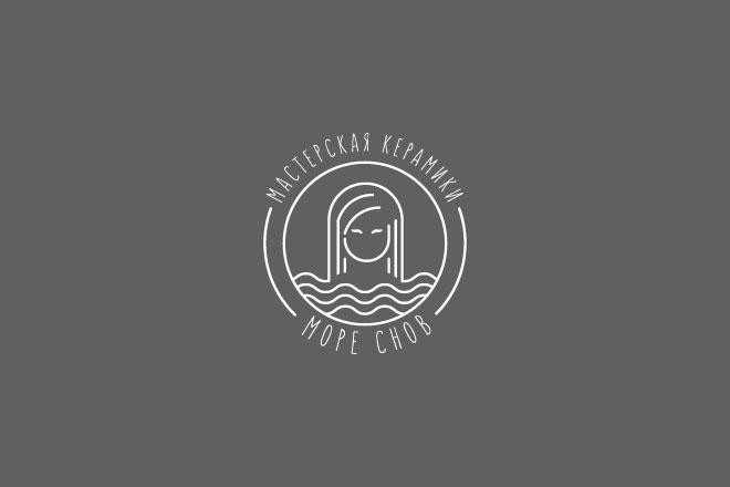 Дизайн вашего логотипа, исходники в подарок 20 - kwork.ru