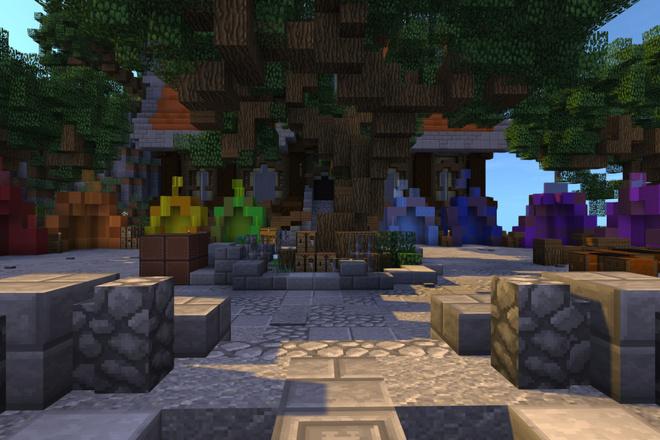 Создам и настрою сервер Minecraft 3 - kwork.ru