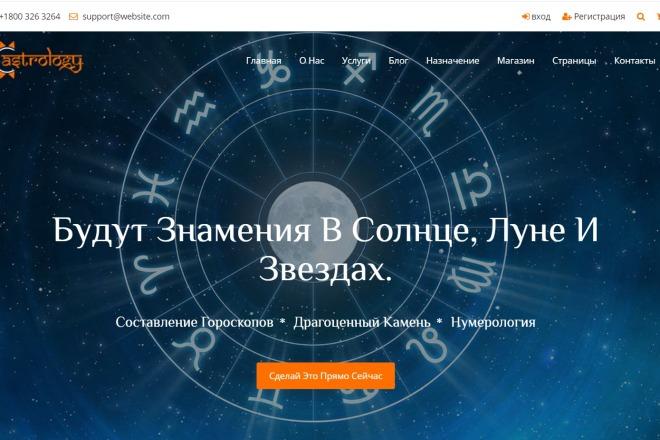 Тема RepairPress с плагинами для WordPress на русском с обновлениями 7 - kwork.ru