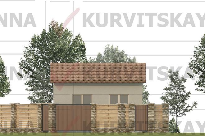 Создам план в ArchiCAD 6 - kwork.ru